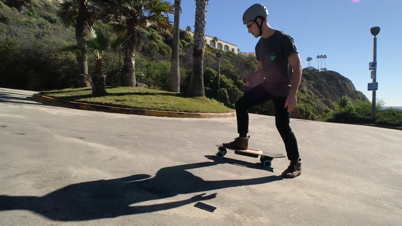 Image result for electric skateboard hill climb