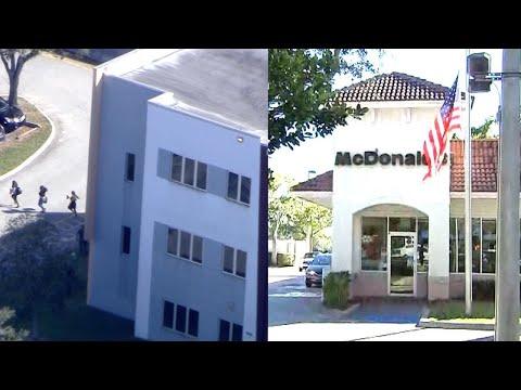 Nikolas Cruz's Detailed Timeline s Uber Ride and Stop at McDonald's