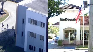 Nikolas Cruz's Detailed Timeline Shows Uber Ride and Stop at McDonald's thumbnail