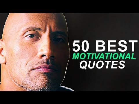 50 POWERFUL Motivational Quotes About Life and Success