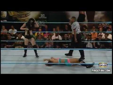 FCW 07/01/2012 - Paige vs. Audrey Marie