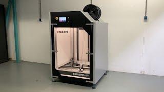Builder Extreme 1000 PRO - Builder 3D Printers