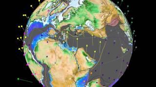 Gondwana breakup and the Western Tethys