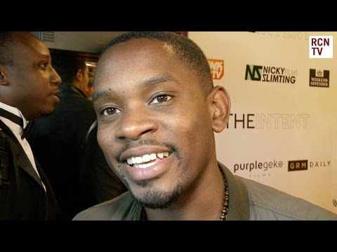 Aml Ameen Interview The Intent Premiere