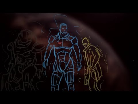 The Mass Effect - Animation Tribute