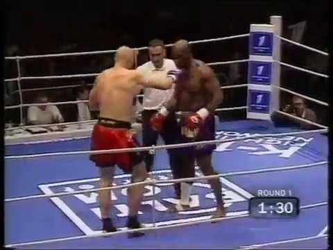 Konstantin Gluhov vs Gary Goodridge K-1Superfight 13.10.2007