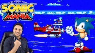Let's Procrastinate With Sonic Mania (FIRST TIME) - Part 1
