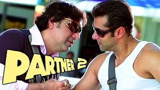 Govinda REACTS To Working With Salman Khan In PARTNER 2