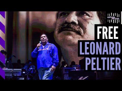 Free Indigenous political prisoner Leonard Peltier
