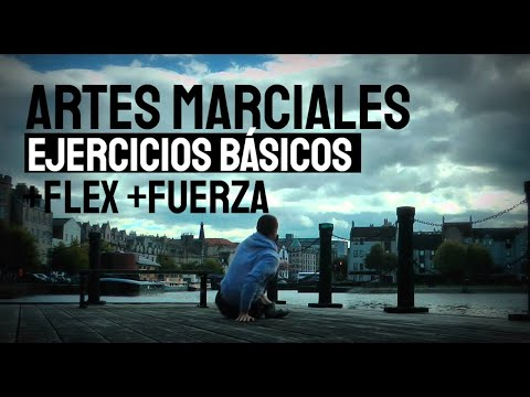 cómo-mejorar-tu-fuerza-y-flexibilidad-con-ejercicios-básicos-para-las-artes-marciales