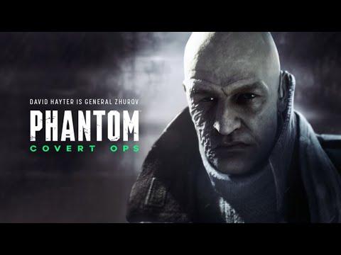 Phantom : Covert Ops - Général Nikolai Zhurov