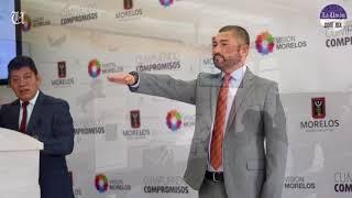 Toman protesta a Fernando Solís como secretario de Administración