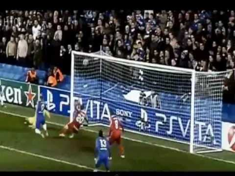 Oscar and Hazard in Chelsea ( by Kon Rad )