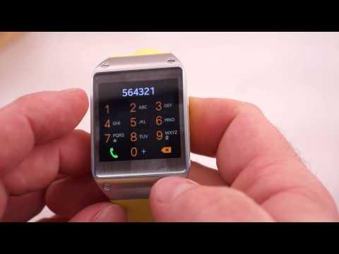 Prezentujemy smartwatch Samsung Galaxy Gear