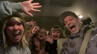 Carpool Karaoke : Family Edition