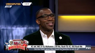 [BREAKING NEWS] Did the Chiefs prove they should be favorites to win it all - UNDISPUTED