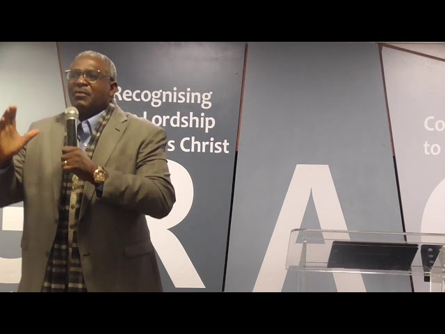 Sunday Sermon: 08/12/2019 - The Love of God Commended to us