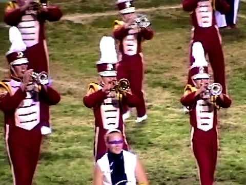 Mt Carmel High School Marching Band 2000-2001