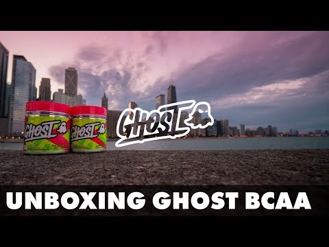 Unboxing The New GHOST BCAA - Behind The Brand | EP.15
