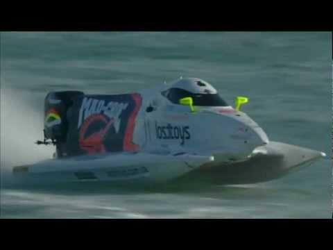 F1H2o 2012 - Doha Qatar Highlights