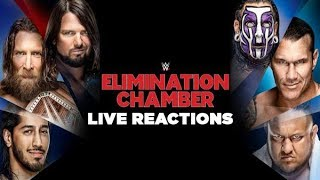 WWE Elimination Chamber 2019 - Live Reactions