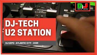DJ-Tech U2 Station - DigitalJockey al MusikMesse