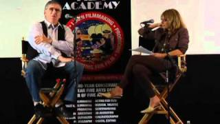 New York Film Academy Presents: A Q&A with Elliot Gould (Part 3 of 5)