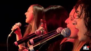 Sara Bareilles - Love On The Rocks & Bennie And The Jets Medley