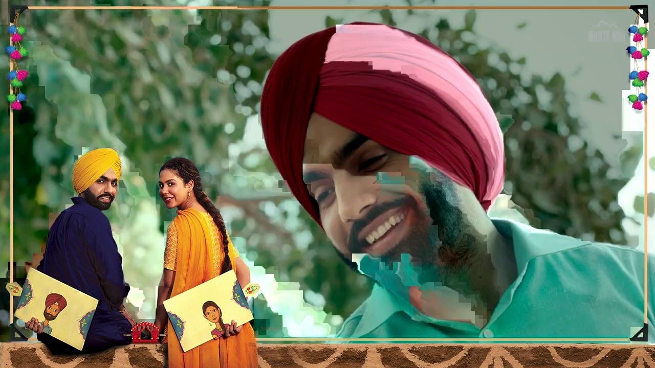 Sonam Bajwa & Ammy Virk Romantic Scenes | Muklawa | Best Punjabi Comedy | Punjabi Comedy Movies