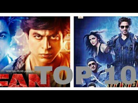 أفضل 10 افلام في تاريخ شاروخان 10 Best Movies Shahrukh Khan Youtube