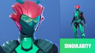 FROM YESTERDAY TO ACQUIRE NEW FREE SKIN SINGULARITY | FORTNITE SPECTATOR GAMES