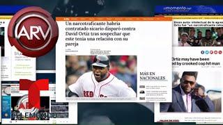 Se desconocen las causas del ataque a David Ortíz | Al Rojo Vivo | Telemundo