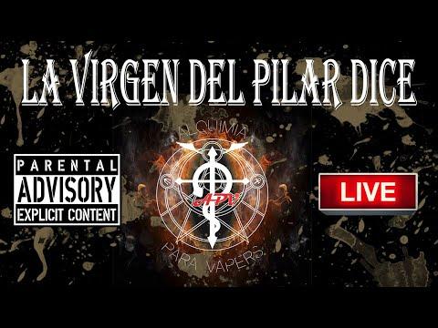 APV 263. La Virgen del Pilar dice...