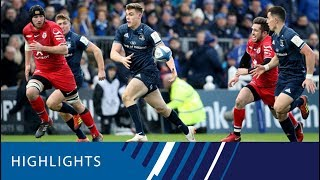 Leinster Rugby v Toulouse (P1) - Highlights 12.01.19