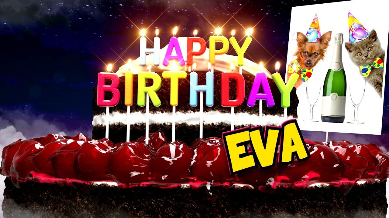 Eva Maria Hat Geburtstag