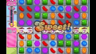 Candy Crush Saga level 1665