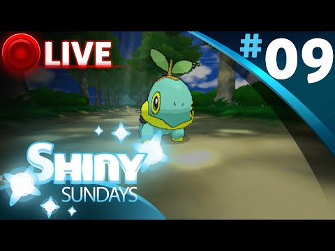Pokemon X & Y: Shiny Pokemon Hunting LIVE #9 (GIVEAWAY)