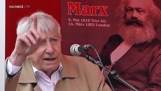 199 Jahre Karl Marx: Eröffnungsrede von Wolfgang Gehrcke