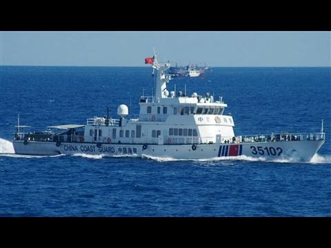 Japan Video Shows Chinese Ships in Disputed Waters