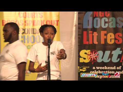 The Courts Bocas Speak Out 2016 Intercol Finals