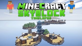 Minecraft Timelapse - Skyblock [Download]