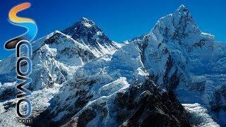 Las montañas más altas del mundo en cada continente