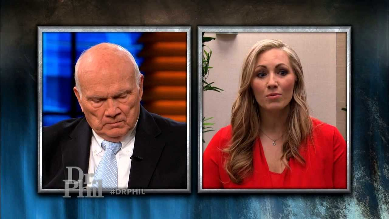 Dr Phil Confronts A Former Flds Father Whose Daughter Claims She Was Forced To Marry