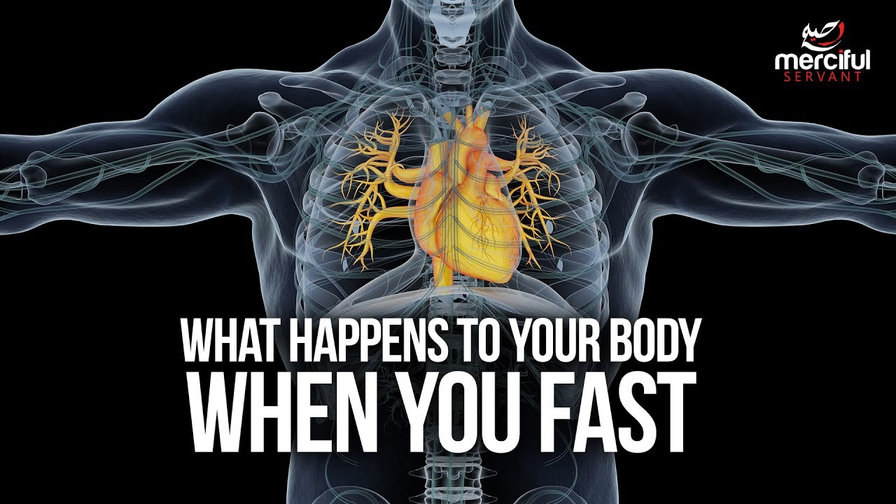 What Happens To Your Body When You Fast During Ramadan