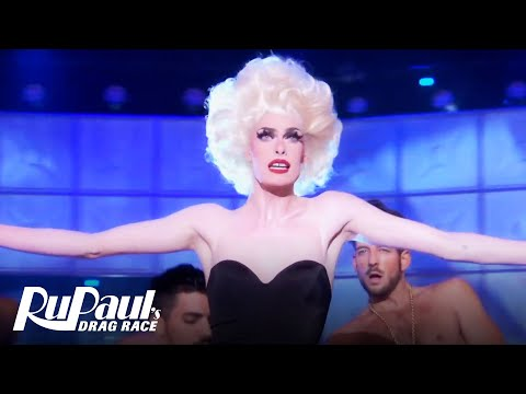 Madonna: The Unauthorized Rusical 💄 #DragRace Season 12 Vault Clip