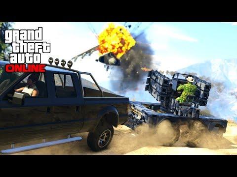 GTA 5 WITH MY GIRLFRIEND! INSANE JET CAR RACES!