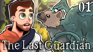 The Last Guardian - 1. rész (Playstation 5)