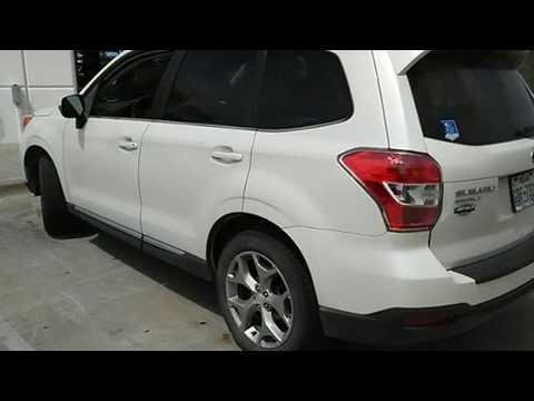 2015 Subaru Forester 2 5i Touring Youtube