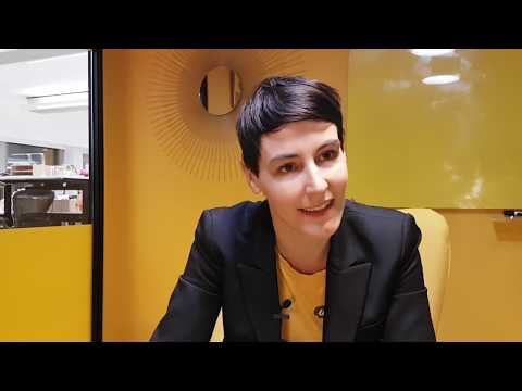 Interview with Sarah Wood, CEO of Unruly, on what makes a good leader.