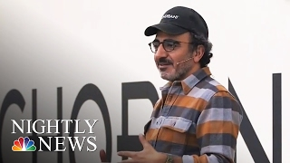 Chobani CEO Giving Employees an Ownership Stake in Yogurt Empire | NBC Nightly News